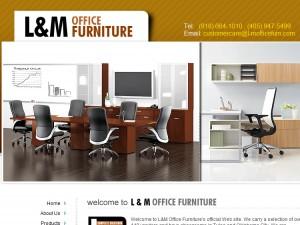 L M Office Furniture In Tulsa Ok